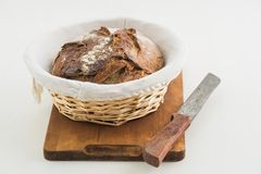 chlebowy wieśniak Zdjęcie Stock