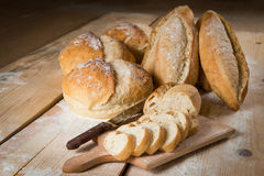 Chlebowy wieśniak Obraz Stock