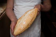Chlebowy wieśniak Zdjęcie Royalty Free