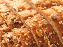 Chlebowy zbliżenie Obrazy Stock