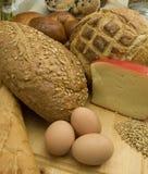 chleby, świeże Fotografia Stock