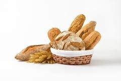 chleby różnorodni Zdjęcie Royalty Free
