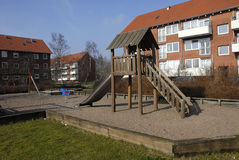 Chlidren play ground Royalty Free Stock Images