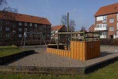 Chlidren play ground Stock Image