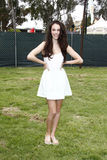 Chloe Bridges, Elizabeth Glaser Stock Image