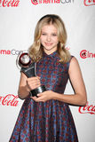 Chloe Grace Moretz. LAS VEGAS - APR 26:  Chloe Grace Moretz arrives at the CinemaCon 2012 Talent Awards at Caesars Palace on April 26, 2012 in Las Vegas, NV Stock Photo