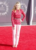 Chloe Grace Moretz. At the 2014 MTV Video Music Awards held at the Forum in Los Angeles, USA on August 24, 2014 Royalty Free Stock Photos