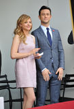 Chloe Grace Moretz & Joseph Gordon-Levitt Royalty Free Stock Photos