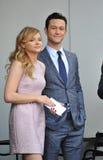 Chloe Grace Moretz & Joseph Gordon-Levitt Royalty Free Stock Image