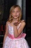 Chloe gracja Moretz Zdjęcia Royalty Free