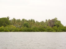 Chloe Island Tanzania Fotografia de Stock Royalty Free