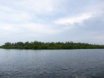 Chloe Island Tanzania immagini stock