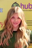Chloe Moretz. At Variety's 5th Annual Power Of Youth Event, Paramount Studios, Hollywood, CA 10-22-11 Royalty Free Stock Photography