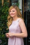 Chloe Moretz at the Hollywood Walk of Fame Ceremony Stock Photos