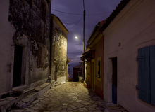 Chlomos, Corfu Royalty Free Stock Image