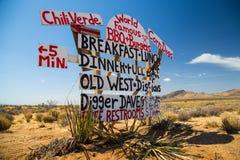 Chloride Arizona Stock Foto