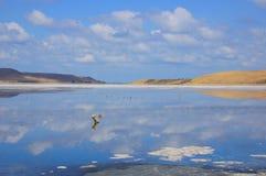 chlorowodorowy jezioro Obrazy Royalty Free