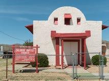 Chlorure Baptist Church images libres de droits