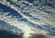Chmur fala obrazy stock