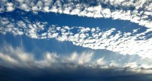Chmur fala 2 Zdjęcie Royalty Free