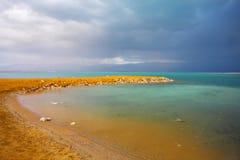 chmur Israel burza Zdjęcie Stock
