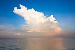 chmur nieba burza Obrazy Stock