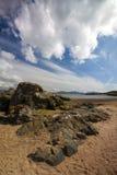 chmur skały Obrazy Stock