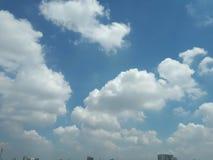 chmura zdjęcia stock
