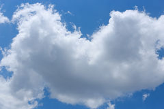 chmura Obraz Stock