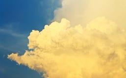 chmura deszcz Obrazy Stock