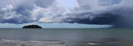 chmura dramatyczne Obraz Stock