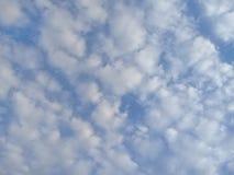 Chmura, jeden Zdjęcie Stock