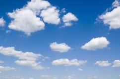 chmura latać obraz stock