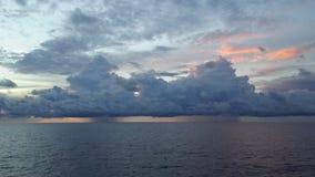 chmura mocniej Obrazy Royalty Free