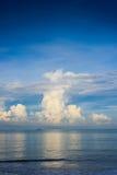 chmura morza obraz royalty free