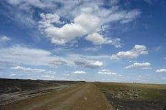 chmura niebo Obrazy Stock