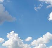 chmura niebo Zdjęcie Royalty Free