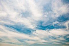 chmura niebo Obraz Royalty Free