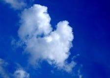 chmura samotny Obrazy Royalty Free