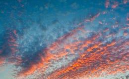 chmura spadek Obrazy Royalty Free