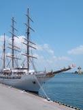 chmura statek pasażerski denny ii m s Obraz Stock