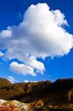 Chmurna chmura Obraz Royalty Free