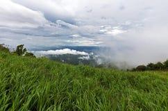Chmurna pogoda Zdjęcie Royalty Free