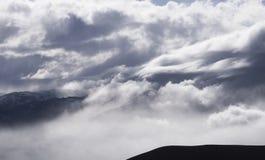 Chmurna pogoda Obraz Royalty Free