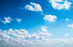 chmurnieje nieba lato zdjęcie royalty free