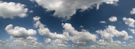 chmurnieje niebo Obraz Royalty Free