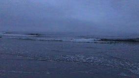Chmurny świt w wiośnie na Long Island w Nowy Jork zdjęcie wideo