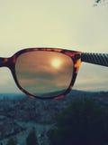 chmurny dzień Fotografia Stock