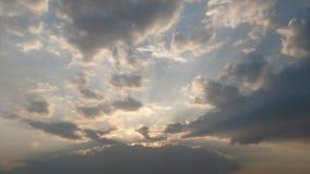 chmurny dzień Zdjęcie Royalty Free