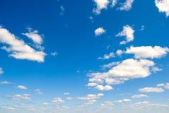 chmurny niebo Obrazy Royalty Free